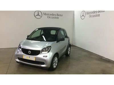 Smart Fortwo Coupe 71ch passion twinamic occasion