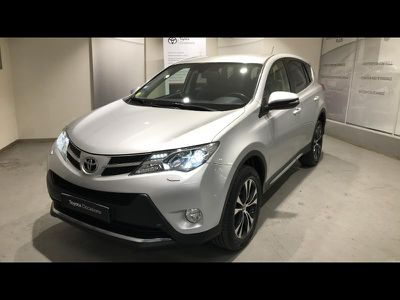 Toyota Rav4 150 D-CAT Lounge AWD BVA occasion