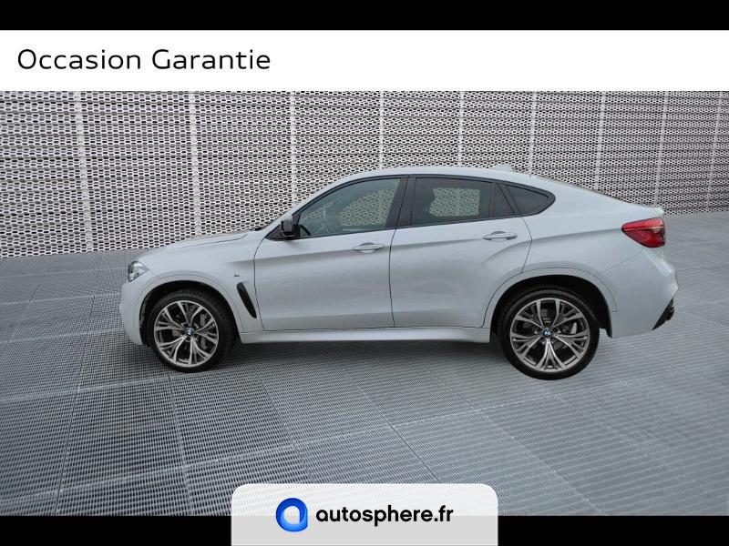 BMW X6 M50DA 381CH - Photo 1