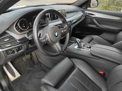BMW X6 M50DA 381CH - Miniature 4