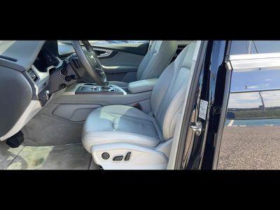 AUDI Q7 3.0 V6 TDI 373CH E-TRON AVUS EXTENDED QUATTRO TIPTRONIC - Miniature 5