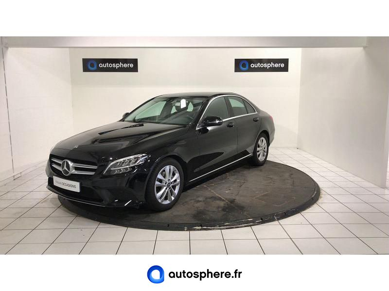 MERCEDES CLASSE C 200 D 150CH BUSINESS LINE 9G-TRONIC - Photo 1