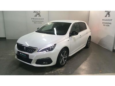 Peugeot 308 1.5 BlueHDi 130ch S&S GT EAT8 occasion