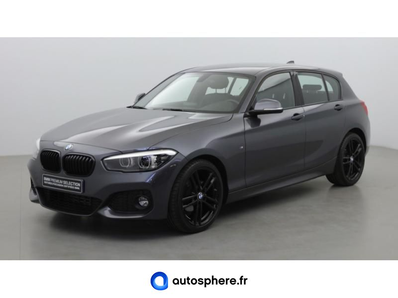 BMW SERIE 1 114D 95CH M SPORT ULTIMATE 5P EURO6C - Photo 1