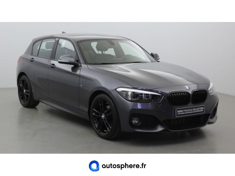 BMW SERIE 1 114D 95CH M SPORT ULTIMATE 5P EURO6C - Miniature 3