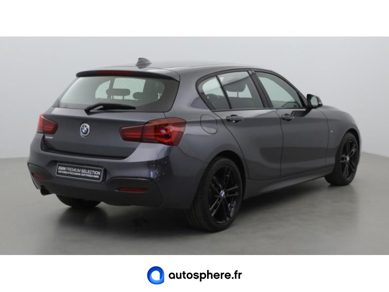 BMW SERIE 1 114D 95CH M SPORT ULTIMATE 5P EURO6C - Miniature 5