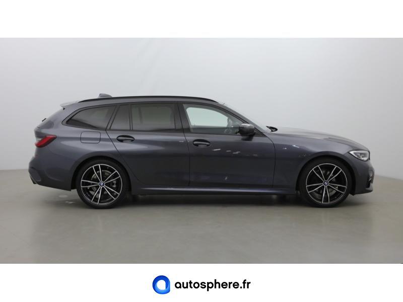 BMW SERIE 3 TOURING 320DA XDRIVE 190CH M SPORT - Miniature 4