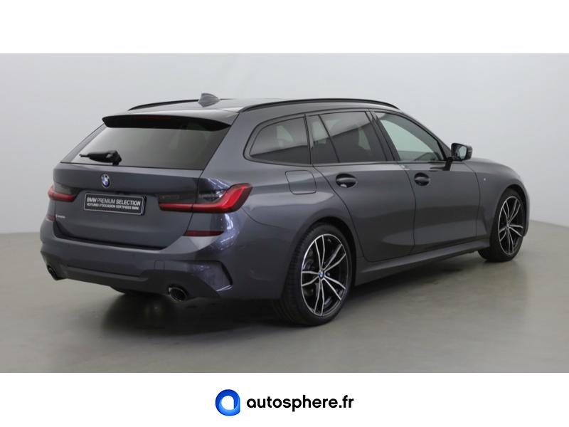 BMW SERIE 3 TOURING 320DA XDRIVE 190CH M SPORT - Miniature 5