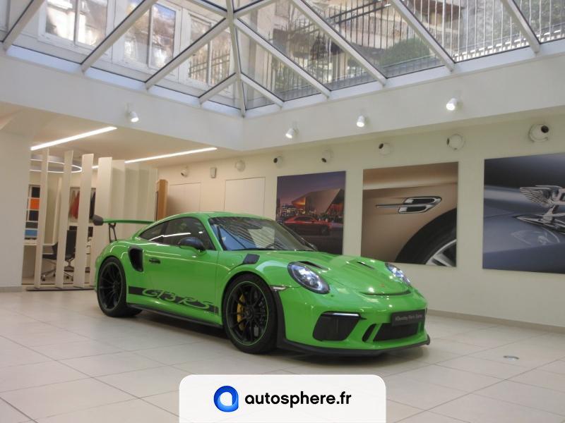 PORSCHE 911 (991MK2) GT3 RS 520 CV - Photo 1