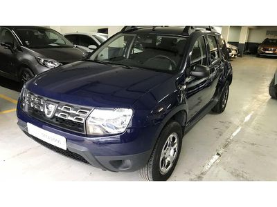 Leasing Dacia Duster 1.5 Dci 90ch Silver Line 2017 4x2