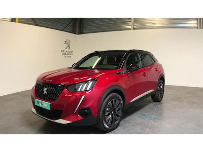 Peugeot 2008 1.5 BlueHDi 130ch S&S GT Pack EAT8 occasion