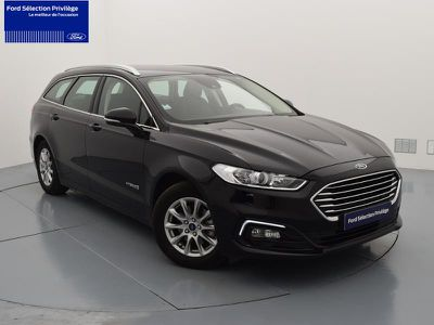 Ford Mondeo Sw 2.0 TDCi 150ch Titanium PowerShift Euro6.2 occasion