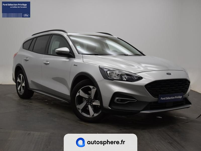 FORD FOCUS ACTIVE SW 1.5 ECOBLUE 120CH - Photo 1