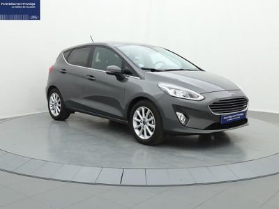 Ford Fiesta 1.0 EcoBoost 95ch Titanium X 5p occasion