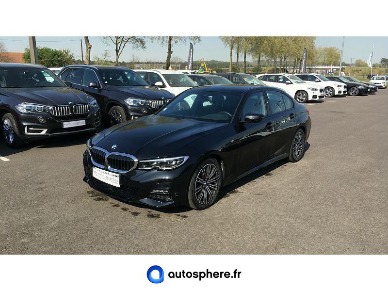 BMW SERIE 3 318DA 150CH M SPORT - Miniature 1