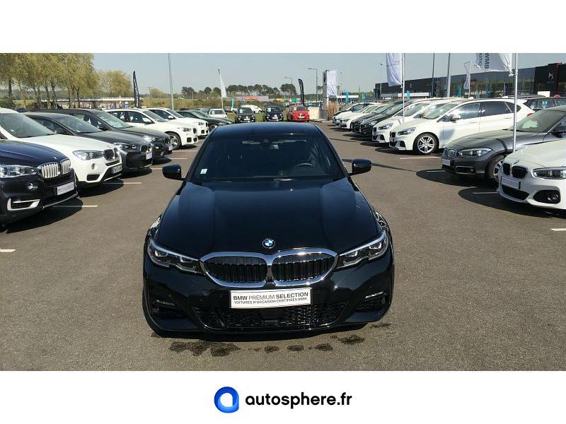 BMW SERIE 3 318DA 150CH M SPORT - Miniature 5