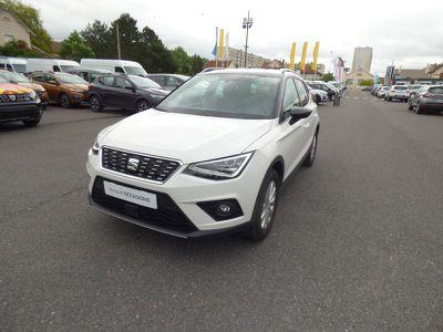Seat Arona 1.0 EcoTSI 115ch Start/Stop Xcellence DSG occasion