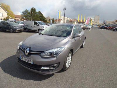 Renault Megane 1.5 dCi 110ch energy Zen eco² occasion