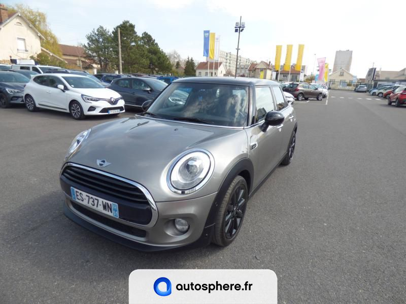 MINI MINI COOPER D 116CH BLACKFRIARS BVA7 105G - Photo 1