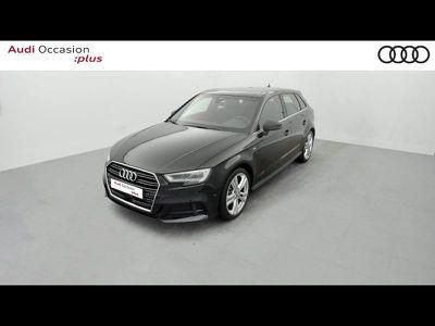 Audi A3 Sportback 35 TFSI 150ch CoD S line S tronic 7 occasion