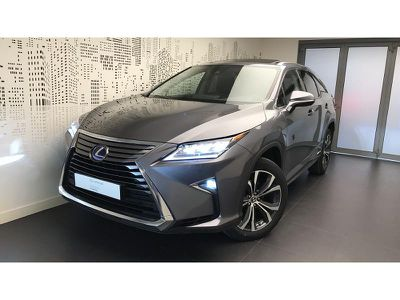 Lexus Rx 450hL 4WD Luxe Euro6d-T occasion