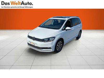 Volkswagen Touran 1.6 TDI 115ch BlueMotion Technology FAP Connect DSG7 7 places occasion