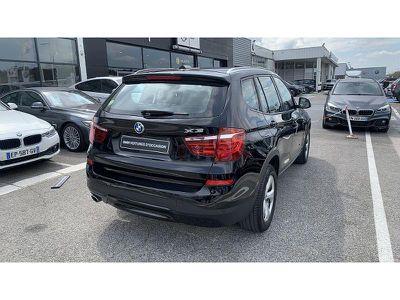 BMW X3 SDRIVE18DA 150CH LOUNGE PLUS - Miniature 2