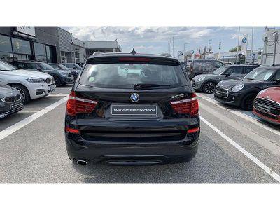 BMW X3 SDRIVE18DA 150CH LOUNGE PLUS - Miniature 4