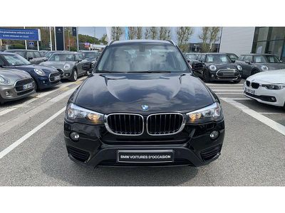 BMW X3 SDRIVE18DA 150CH LOUNGE PLUS - Miniature 5