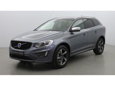 Volvo Xc60 D4 190ch R-Design Geartronic occasion