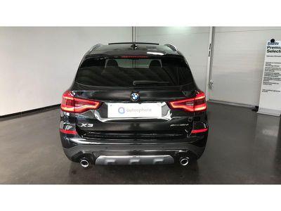 BMW X3 XDRIVE30DA 265CH LUXURY - Miniature 4