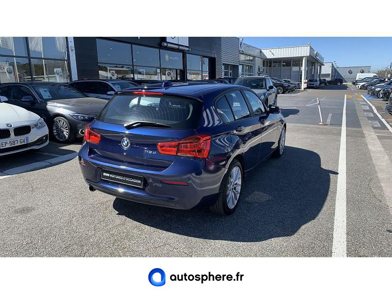 BMW SERIE 1 116D 116CH SPORT 5P - Miniature 2