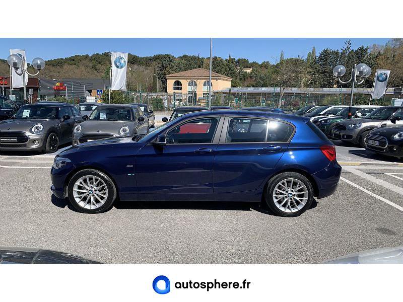BMW SERIE 1 116D 116CH SPORT 5P - Miniature 3