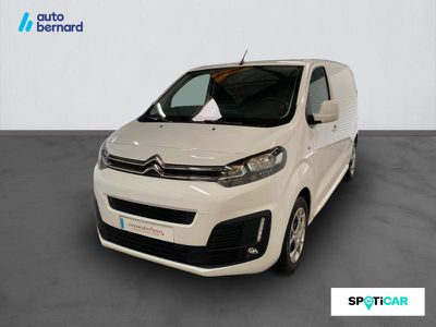Citroen Jumpy M 2.0 BlueHDi 120ch Business S&S occasion