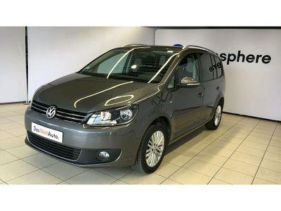 Leasing Volkswagen Touran 1.6 Tdi 105ch Bluemotion Technology Fap Cup