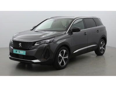 Peugeot 5008 1.5 BlueHDi 130ch S&S GT EAT8 occasion