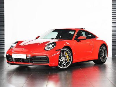 Porsche 911 (992) Coupe 3.0 450ch Carrera 4S PDK occasion