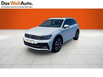 Volkswagen Tiguan 2.0 TDI 190ch Carat Exclusive 4Motion DSG7 Euro6d-T occasion
