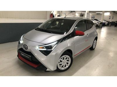 Toyota Aygo 1.0 VVT-i 72ch x-play x-shift 5p MY20 occasion