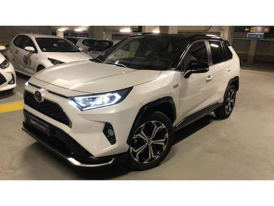 Leasing Toyota Rav4 Hybride Rechargeable 306ch Collection Awd