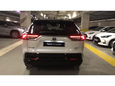 TOYOTA RAV4 HYBRIDE RECHARGEABLE 306CH COLLECTION AWD - Miniature 4