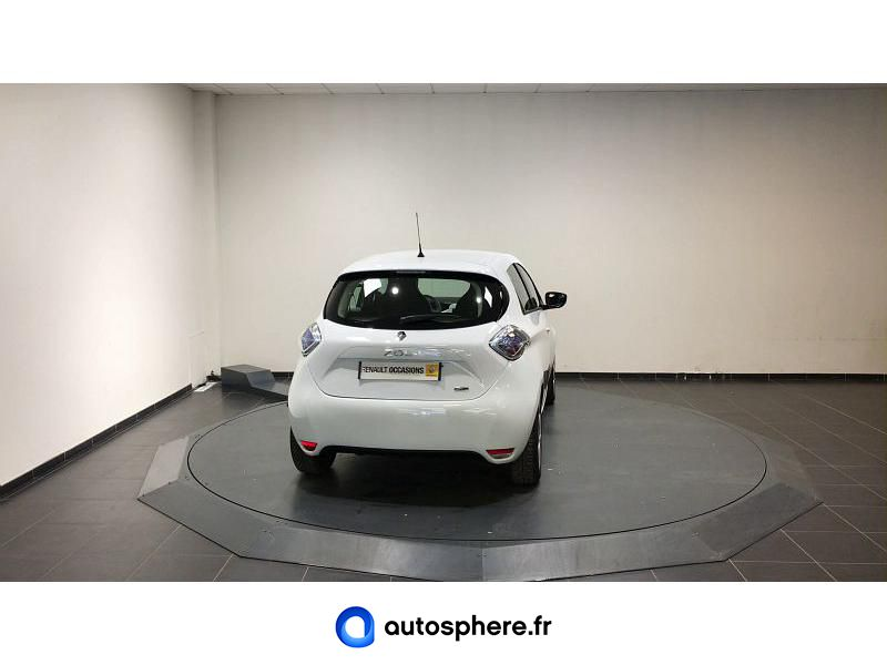 RENAULT ZOE LIFE CHARGE NORMALE R90 MY19 - Miniature 4