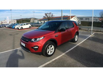 Land-rover Discovery Sport 2.0 TD4 180ch SE AWD BVA Mark III occasion