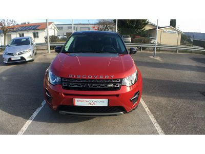 LAND-ROVER DISCOVERY SPORT 2.0 TD4 180CH SE AWD BVA MARK III - Miniature 5