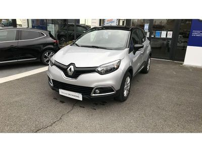 Leasing Renault Captur 1.5 Dci 90ch Stop&start Energy Business Eco² Euro6 2016