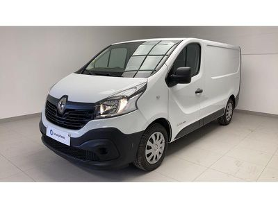 Leasing Renault Trafic L1h1 1000 1.6 Dci 125ch Energy Grand Confort Euro6