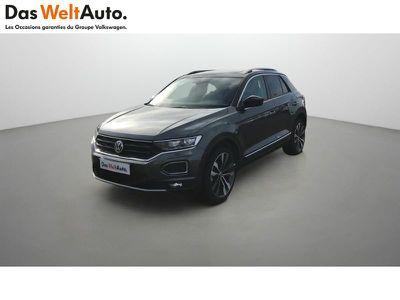 Volkswagen T-roc 2.0 TDI 150ch Carat Exclusive DSG7 Euro6d-T occasion
