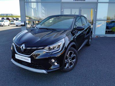 Renault Captur 1.0 TCe 100ch Intens GPS 6000 Kms Gtie 1an occasion