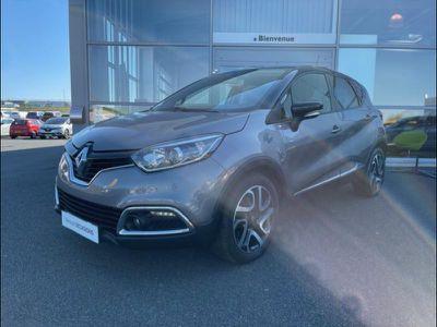 Renault Captur 1.5 dCi 90 Intens Gps Radars Ar Gtie 6 mois occasion