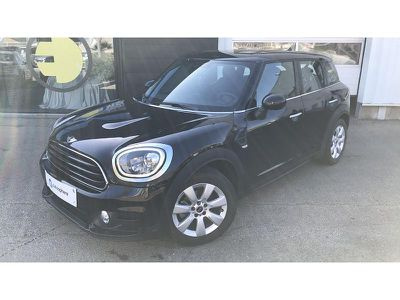 Leasing Mini Countryman One D 116ch Chili